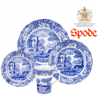 Spode's extraordinary Blue Italian design is known for bringing effortless charm and timeless style to homes across the globe since 1816. Over 200 years later, at the centre of those special family moments, elegant dinner parties and as essential accent pieces in the home, Blue Italian is adored as an iconic British design. With its finely detailed 18th century Imari Oriental border encompassing a stunning scene inspired by the Italian countryside and renowned for its strength and durability, Spode's Blue Italian has something special for everyone, from gifts that will last a lifetime to the roasting dish that serves your family.