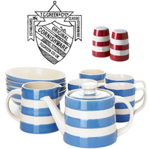 Cornishware by T G Green